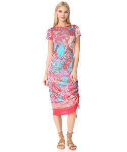 Fuzzi   Платье С Короткими Рукавами