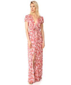 WAYF | Платье Maya С Завязкой На Талии