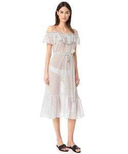 Lisa Marie Fernandez | Прозрачное Платье На Пуговицах Mira