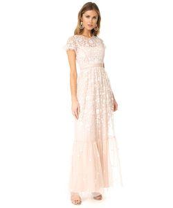 Needle & Thread | Вечернее Платье Из Тюля Meadow
