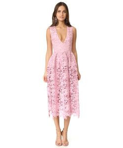 Nicholas   Бальное Платье Bellflower С Глубоким V-Образным Вырезом