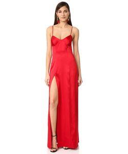 Michelle Mason | Вечернее Платье В Стиле Бюстье С Разрезами