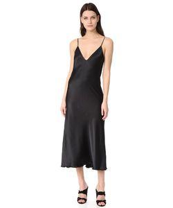 Frame | Satin Tank Dress