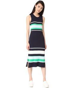 Grey Jason Wu   Платье Без Рукавов С Округлым Вырезом