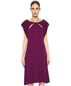 Zac Posen | Платье Из Джерси