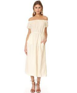 Rachel Pally | Льняное Платье Kais