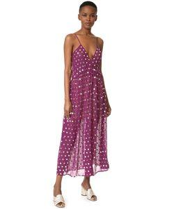 Ashish | Платье-Комбинация Со Сборками