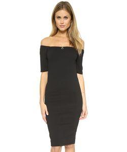 T-Bags LosAngeles | Платье С Открытыми Плечами