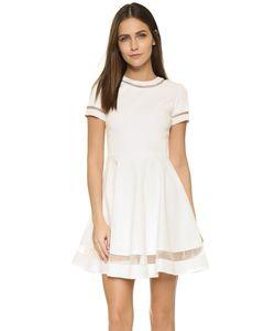 Alice + Olivia | Расклешенное Мини-Платье Frances