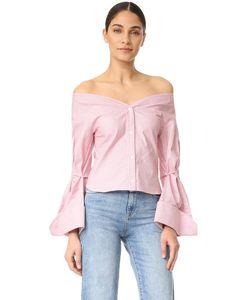 JACQUEMUS | Блуза С Открытыми Плечами