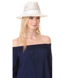 Hat Attack | Кружевная Шляпа-Федора