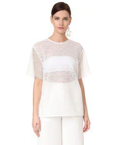 Diane Von Furstenberg | Рубашка С Кружевной Отделкой