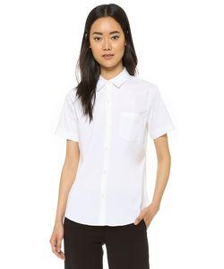 Theory | Роскошная Блуза На Пуговицах В Стиле Униформы