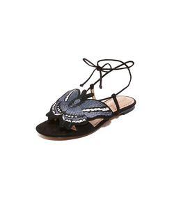 Alexa Wagner | Обувь На Плоской Подошве С Аппликацией В Виде Бабочки