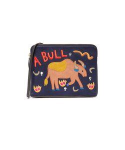 Lizzie Fortunato | Клатч Bull Safari