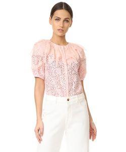 No. 21 | Кружевная Блуза