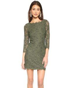 Diane Von Furstenberg | Кружевное Платье Zarita