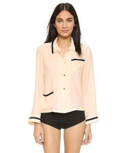 Morgan Lane | Пижамная Рубашка Со Смайлами От Alison Lou