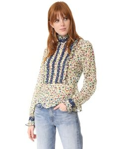 Anna Sui | Блуза С Изображением Птиц