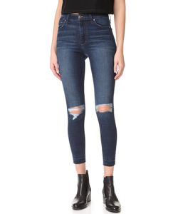 Joe'S Jeans | Укороченные Джинсы-Скинни Charlie С Высокой Посадкой