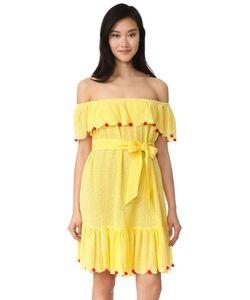 Marysia Swim | Платье С Открытыми Плечами