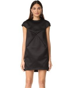 Courreges | Платье С Короткими Рукавами