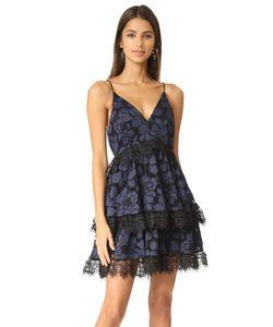 KENDALL + KYLIE | Кружевное Платье-Комбинация