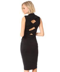 KENDALL + KYLIE | Облегающее Платье С Перекрученной Отделкой