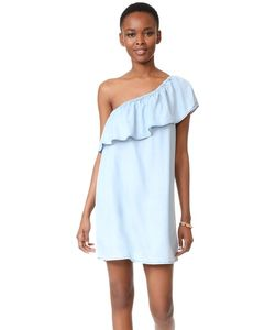 Bb Dakota | Платье С Открытым Плечом И Оборками