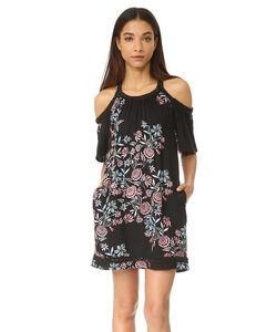 Ella Moss   Платье С Открытыми Плечами Wanderer С Цветочным Рисунком