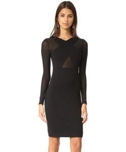 KENDALL + KYLIE | Платье С Длинными Рукавами И Перекрещенной Отделкой