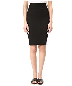Enza Costa | Rib Pencil Skirt