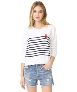 Sundry | Футболка Stripes Anchor
