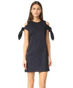 J.O.A. | Платье С Рукавами С Узлом