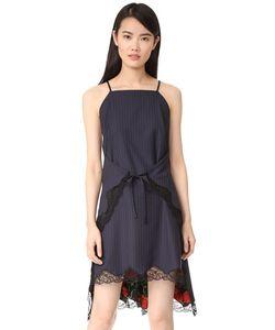 Alexander Wang | Расклешенное Платье-Сарафан