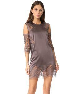 Michelle Mason | Свободное Платье С Открытыми Плечами