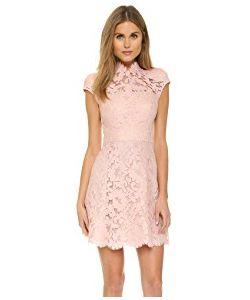 Lover   Warrior Lace Mini Dress