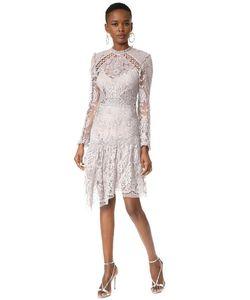 Zimmermann | Кружевное Платье Stranded