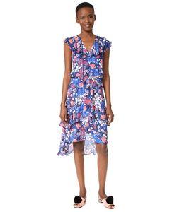 Parker | Комбинированное Платье Sistine