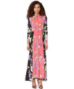 Diane Von Furstenberg   Платье-Рубашка До Пола