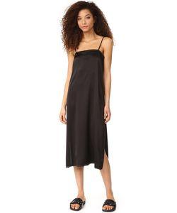 DKNY | Платье-Комбинация Без Рукавов