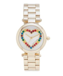 Marc Jacobs | Часы Dotty Heart Glitz