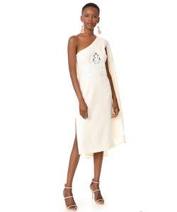 THURLEY | Платье С Накидкой Granda Flora