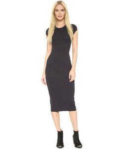 Enza Costa | Платье С Короткими Рукавами