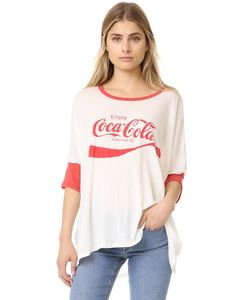 Wildfox | Футболка Coca Cola Morning