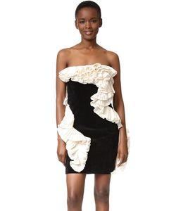 What Goes Around Comes Around | Платье Lanvin Бывшее В Употреблении