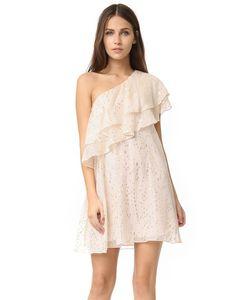 Rachel Zoe | Платье С Открытым Плечом И Оборками