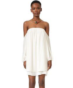 MISA | Платье С Открытыми Плечами