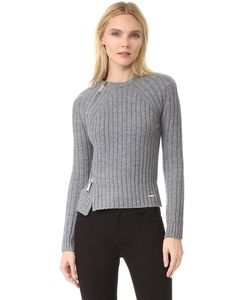 Dsquared2 | Пуловер С Отделкой Молнией