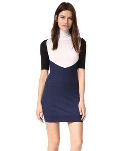 MM6 by Maison Margiela | Платье С Цветными Блоками
